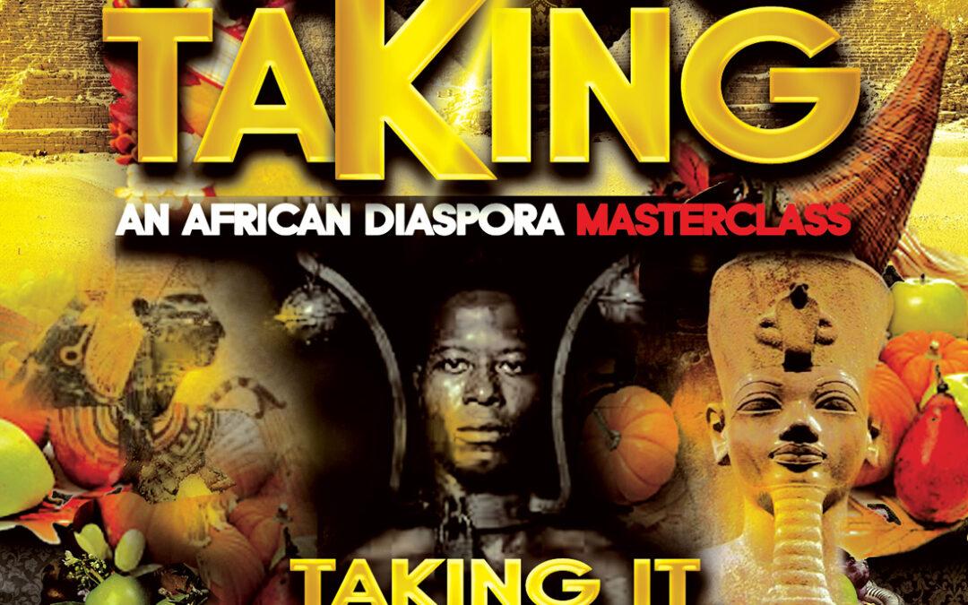 """Taking it """"Black"""" – Thanks """"Taking"""" Master Class"""